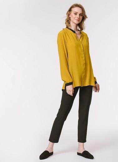 Mizalle Bluz Sarı